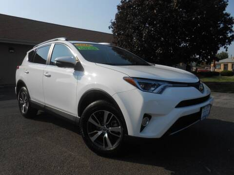 2018 Toyota RAV4 for sale at McKenna Motors in Union Gap WA