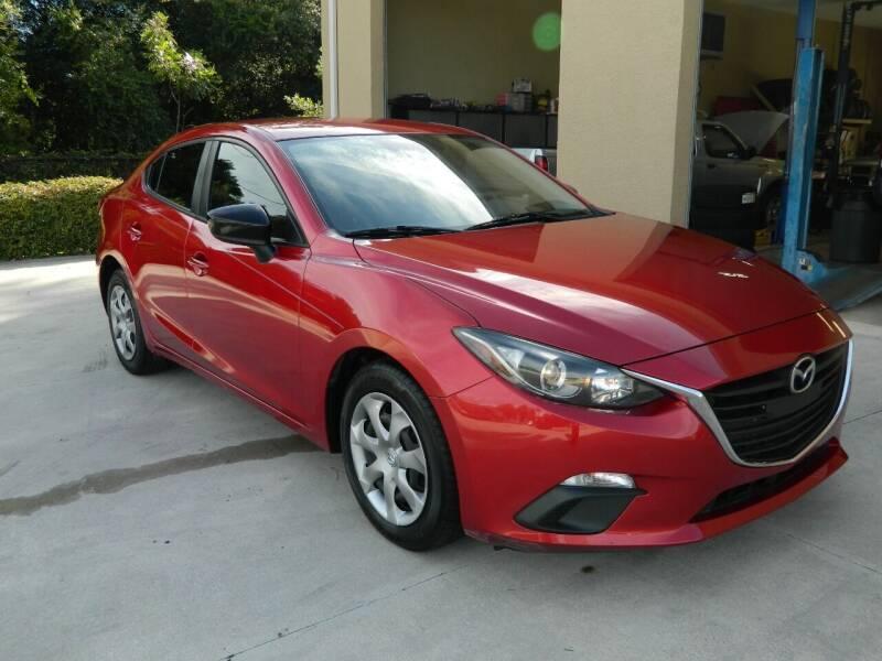 2014 Mazda MAZDA3 for sale at Jeff's Auto Sales & Service in Port Charlotte FL
