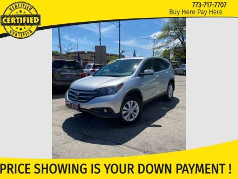 2013 Honda CR-V for sale at AutoBank in Chicago IL