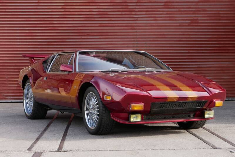 1973 De Tomaso Pantera for sale in Reno, NV