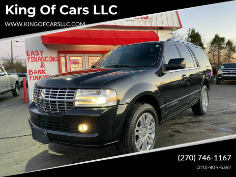 2013 Lincoln Navigator for sale at King of Cars LLC in Bowling Green KY