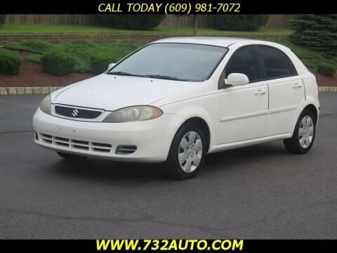 2008 Suzuki Reno for sale at Absolute Auto Solutions in Hamilton NJ