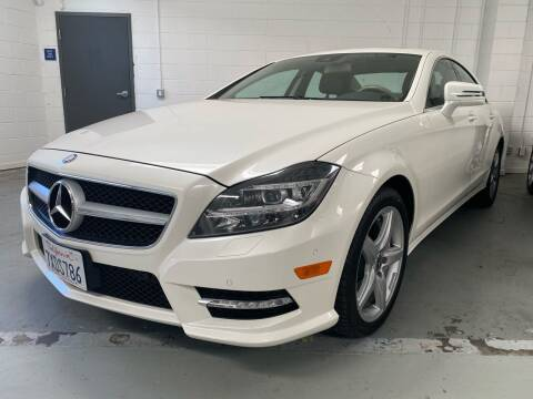 2013 Mercedes-Benz CLS for sale at Mag Motor Company in Walnut Creek CA