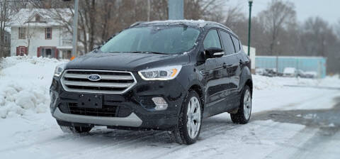 2019 Ford Escape for sale at ONG Auto in Farmington MN