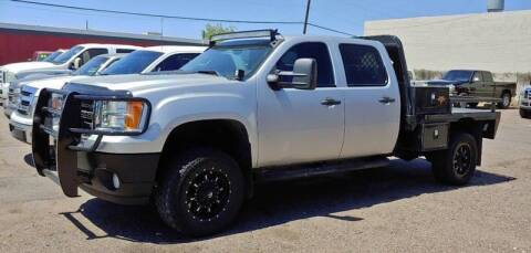 2012 GMC Sierra 2500HD for sale at Advantage Motorsports Plus in Phoenix AZ