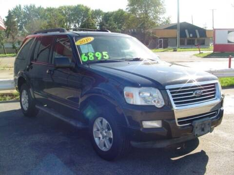 2010 Ford Explorer for sale at G & L Auto Sales Inc in Roseville MI