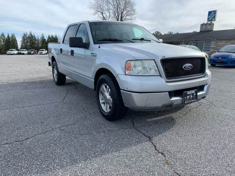 2004 Ford F-150 for sale at Hillside Motors Inc. in Hickory NC