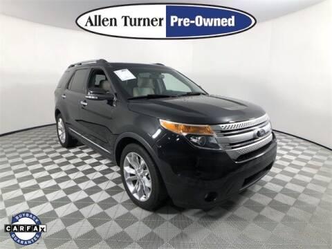 2014 Ford Explorer for sale at Allen Turner Hyundai in Pensacola FL