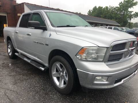 2011 RAM Ram Pickup 1500 for sale at Creekside Automotive in Lexington NC