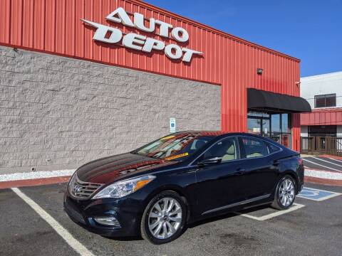 2013 Hyundai Azera for sale at Auto Depot - Madison in Madison TN