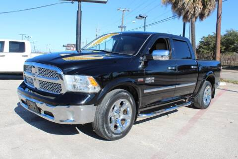 2015 RAM Ram Pickup 1500 for sale at Flash Auto Sales in Garland TX