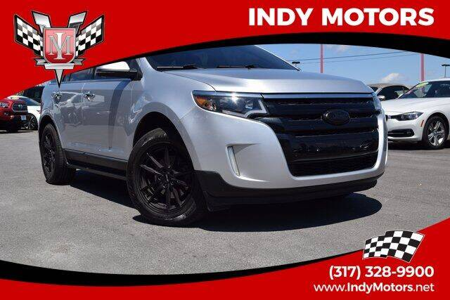 2013 Ford Edge for sale at Indy Motors Inc in Indianapolis IN