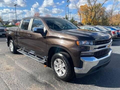 2019 Chevrolet Silverado 1500 for sale at Hi-Lo Auto Sales in Frederick MD