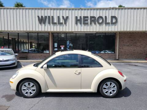 2008 Volkswagen New Beetle for sale at Willy Herold Automotive in Columbus GA