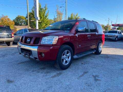 2006 Nissan Armada for sale at Crosby Auto LLC in Kansas City MO