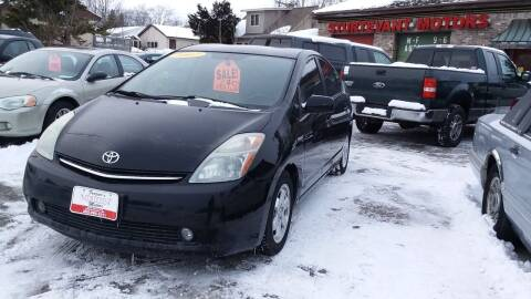 2007 Toyota Prius for sale at Fraziers Sturtevant Motors in Sturtevant WI