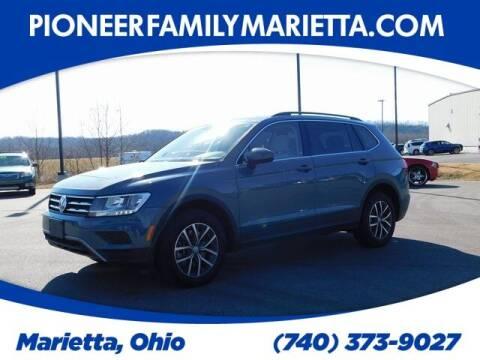2019 Volkswagen Tiguan for sale at Pioneer Family auto in Marietta OH