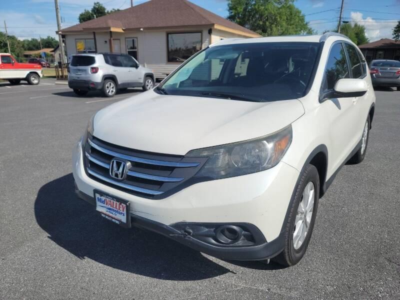 2014 Honda CR-V for sale at Mid Valley Motors in La Feria TX