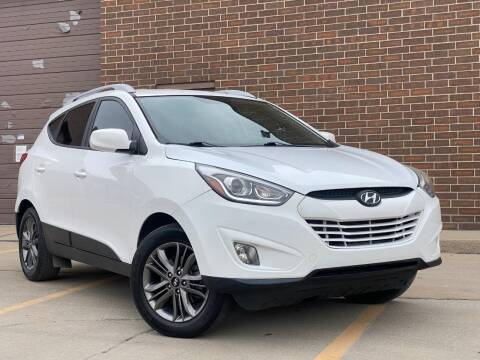 2014 Hyundai Tucson for sale at Effect Auto Center in Omaha NE