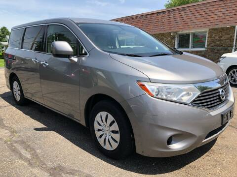 2012 Nissan Quest for sale at Approved Motors in Dillonvale OH