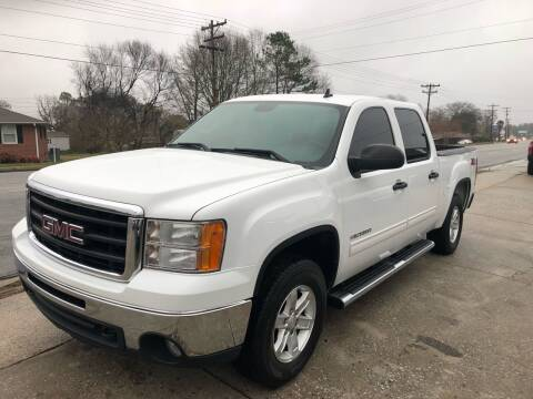 2011 GMC Sierra 1500 for sale at E Motors LLC in Anderson SC