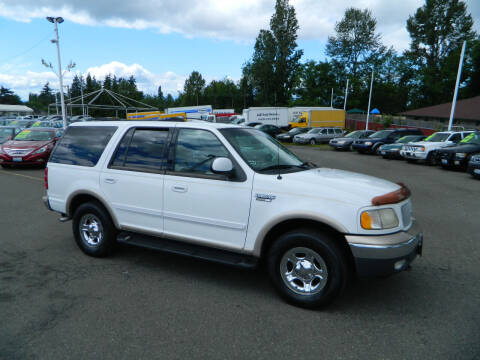 1999 Ford Expedition for sale at J & R Motorsports in Lynnwood WA