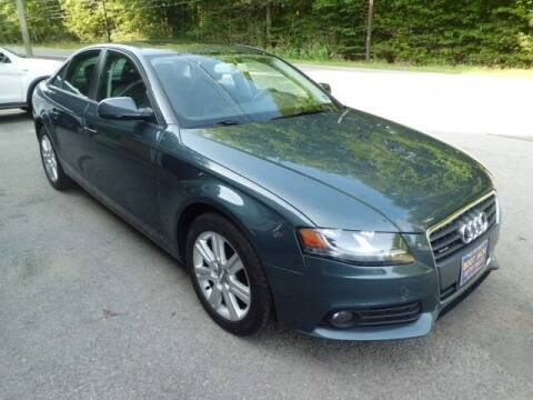 2011 Audi A4 for sale at Boot Jack Auto Sales in Ridgway PA