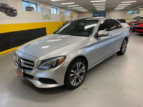 2015 Mercedes-Benz C-Class for sale at Newton Automotive and Sales in Newton MA