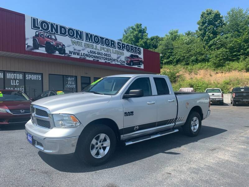 2013 RAM Ram Pickup 1500 for sale at London Motor Sports, LLC in London KY