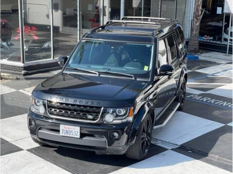 2016 Land Rover LR4 for sale at AutoDeals in Daly City CA