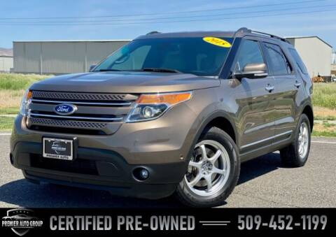 2015 Ford Explorer for sale at Premier Auto Group in Union Gap WA