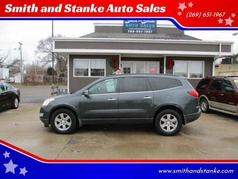 2011 Chevrolet Traverse for sale at Smith and Stanke Auto Sales in Sturgis MI