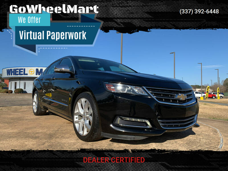 2017 Chevrolet Impala for sale at GOWHEELMART in Available In LA
