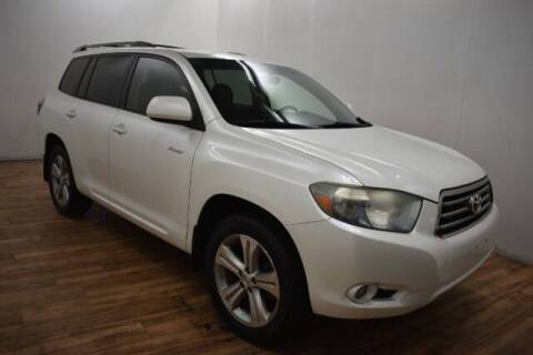 2008 Toyota Highlander for sale at Paris Motors Inc in Grand Rapids MI