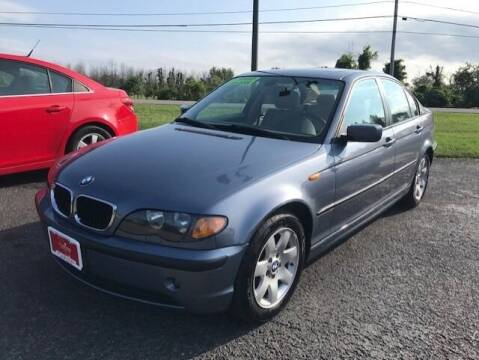 2005 BMW 3 Series for sale at FUSION AUTO SALES in Spencerport NY