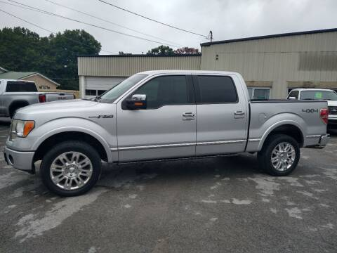 2011 Ford F-150 for sale at CARS PLUS in Fayetteville TN