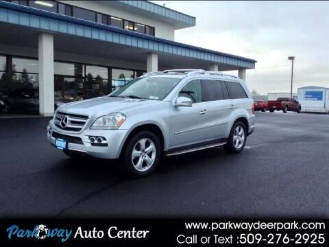2011 Mercedes-Benz GL-Class for sale at PARKWAY AUTO CENTER AND RV in Deer Park WA