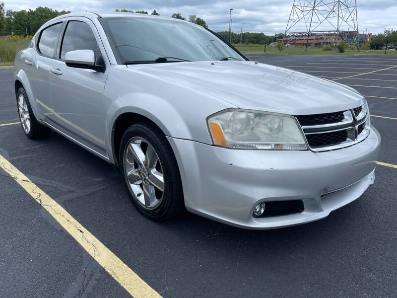2011 Dodge Avenger for sale at Quality Motors Inc in Indianapolis IN