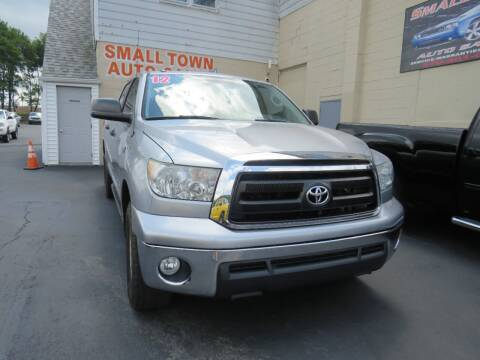 2012 Toyota Tundra for sale at Small Town Auto Sales in Hazleton PA