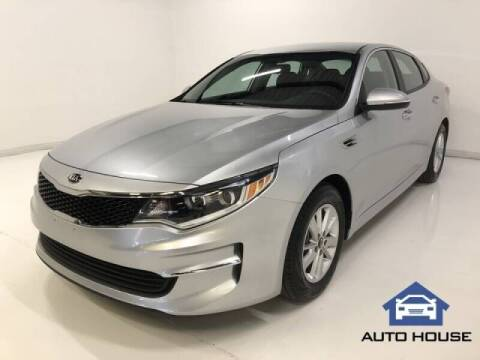 2018 Kia Optima for sale at MyAutoJack.com @ Auto House in Tempe AZ