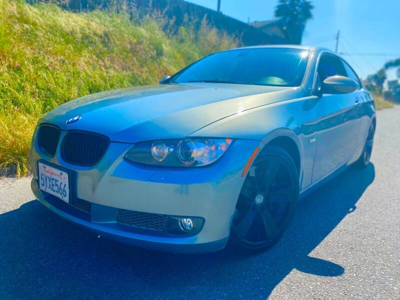 2007 BMW 3 Series for sale at Elite Car Center in Spring Valley CA