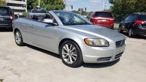 2010 Volvo C70 for sale at On The Road Again Auto Sales in Doraville GA