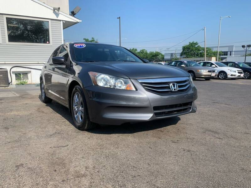 2012 Honda Accord for sale at 355 North Auto in Lombard IL