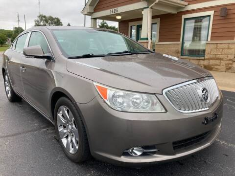 2011 Buick LaCrosse for sale at Auto Outlets USA in Rockford IL