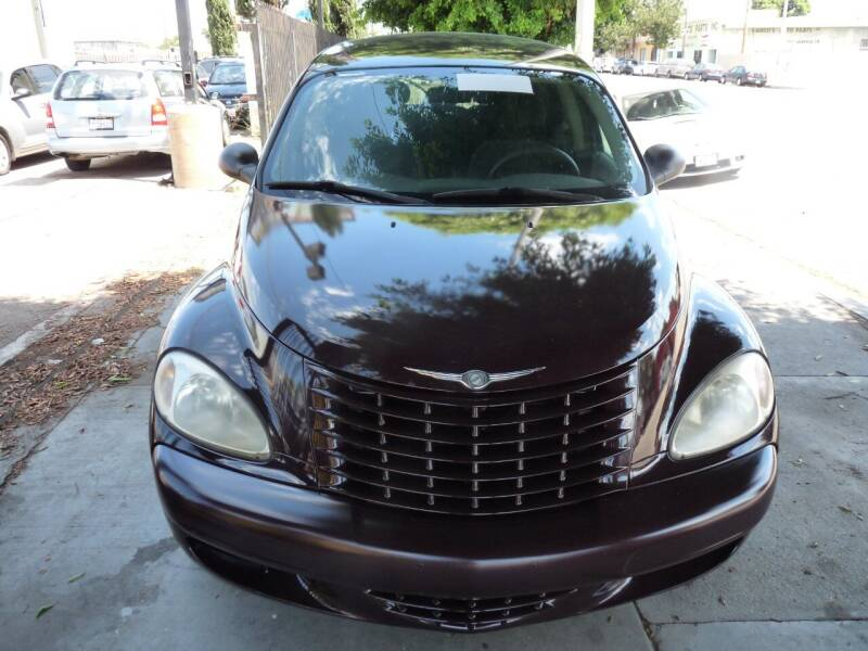 2001 Chrysler PT Cruiser for sale at Oceansky Auto in Los Angeles CA