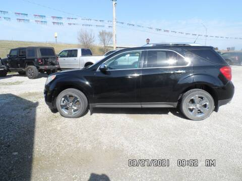 2012 Chevrolet Equinox for sale at Town and Country Motors in Warsaw MO