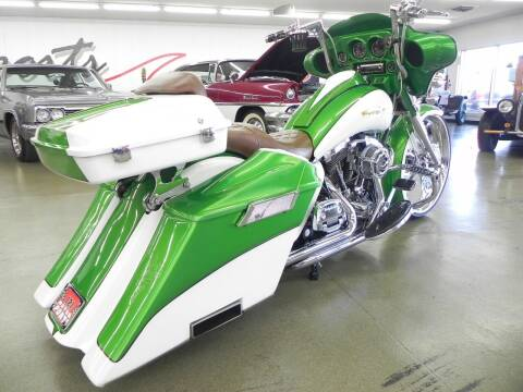 2019 Harley-Davidson Electra Glide for sale at 121 Motorsports in Mount Zion IL