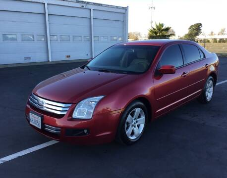 2007 Ford Fusion for sale at My Three Sons Auto Sales in Sacramento CA