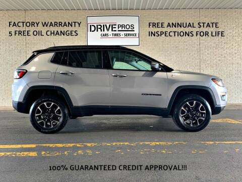 2019 Jeep Compass for sale at Drive Pros in Charles Town WV