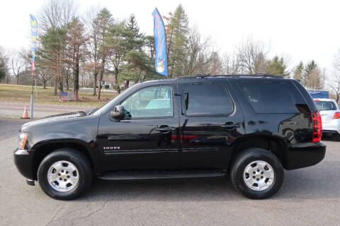 2013 Chevrolet Tahoe for sale at GEG Automotive in Gilbertsville PA